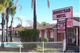 The Homestead Motor Inn - Accommodation Cooktown
