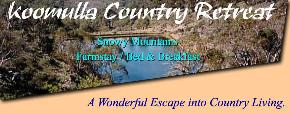 Koomulla Country Retreat - Accommodation Cooktown
