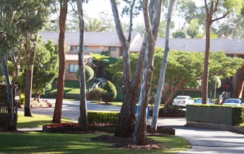 Comfort Inn  Suites Robertson Gardens - Accommodation Cooktown