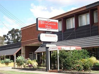 Town  Country Motel - Accommodation Cooktown