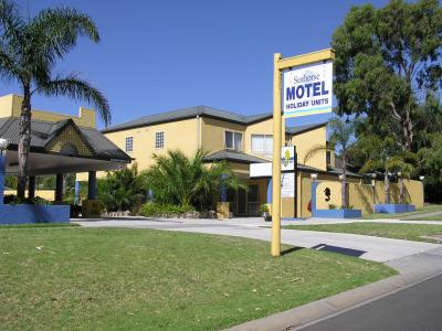 Seahorse Motel - Accommodation Cooktown