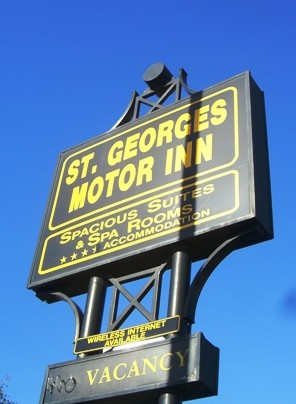 St Georges Motor Inn - Accommodation Cooktown