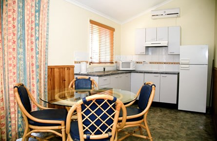 Dunleith Tourist Park - Accommodation Cooktown