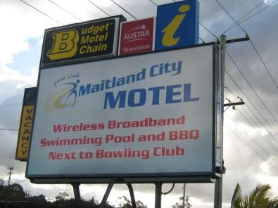 Maitland City Motel - Accommodation Cooktown