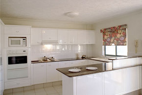 Pacific Place Apartments - Accommodation Cooktown