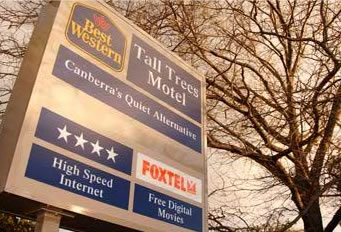 Best Western Tall Trees Motel - Accommodation Cooktown