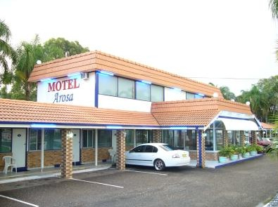 Arosa Motel - Accommodation Cooktown