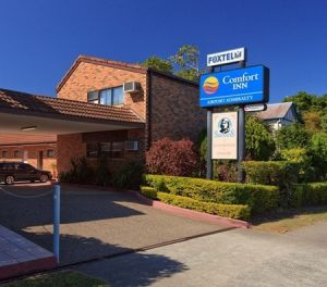 Airport Admiralty Motel - Accommodation Cooktown