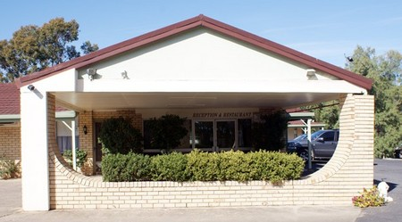 Burke And Wills Moree Motor Inn - Accommodation Cooktown