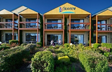 Seaview Motel  Apartments - Accommodation Cooktown