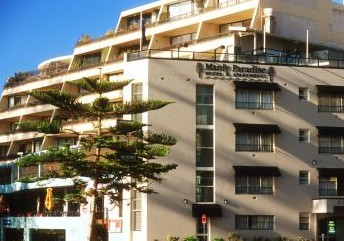 Manly Paradise Motel And Apartments - Accommodation Cooktown