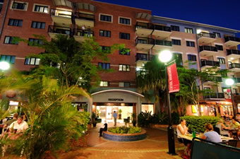 Central Brunswick Apartment Hotel - Accommodation Cooktown