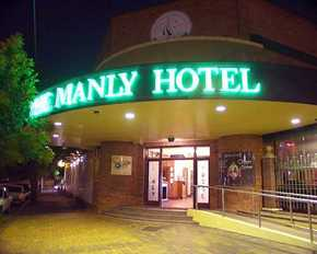 The Manly Hotel - Accommodation Cooktown