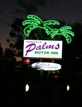 Chinchilla Palms Motor Inn - Accommodation Cooktown