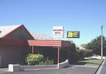 Belvedere Motel - Accommodation Cooktown