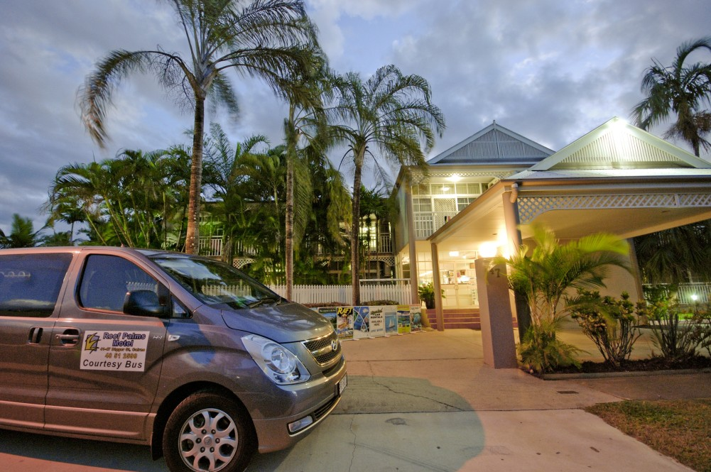 Reef Palms - Accommodation Cooktown