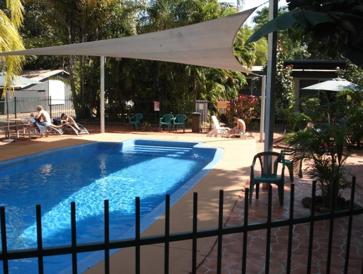 Shady Glen Tourist Park - Accommodation Cooktown