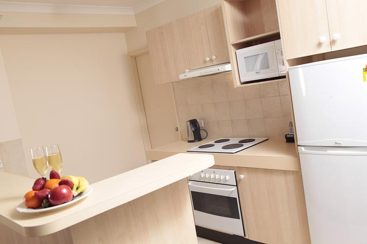 Starwest Alderney On Hay Apartments - Accommodation Cooktown