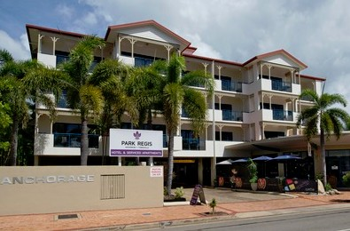 Park Regis Anchorage - Accommodation Cooktown