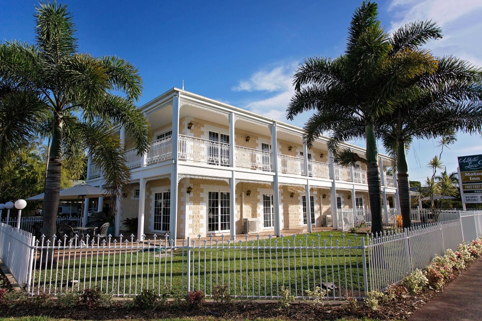 White Lace Motor Inn - Accommodation Cooktown