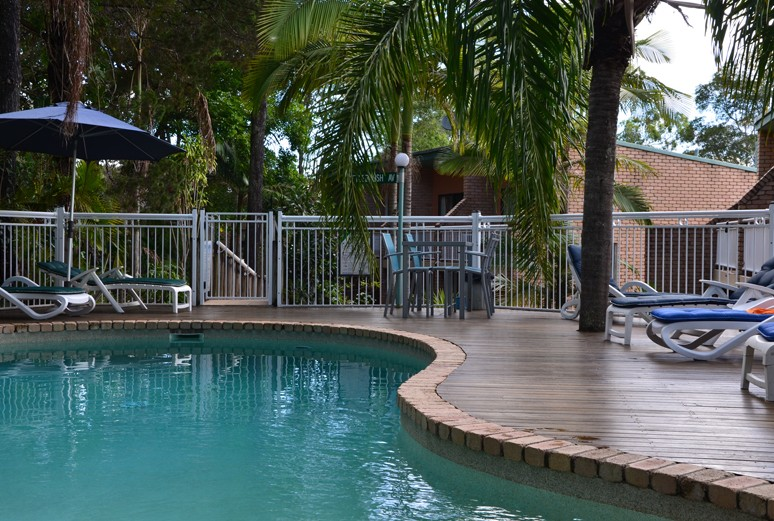 Bottlebrush Holiday Townhouses - Accommodation Cooktown