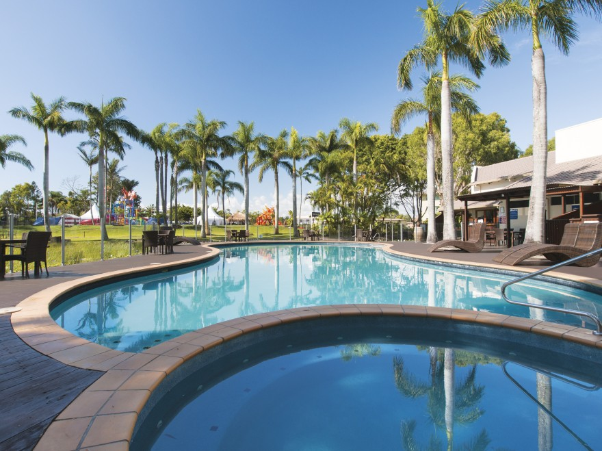 Oaks Oasis - Accommodation Cooktown