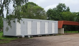 Coolalinga Caravan Park - Accommodation Cooktown