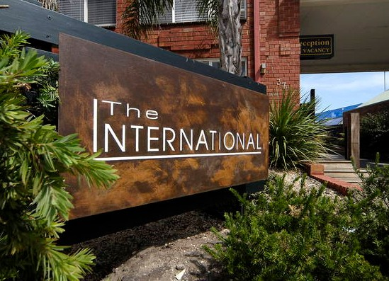 Comfort Inn The International - Accommodation Cooktown