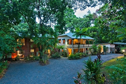 Red Mill House - Accommodation Cooktown