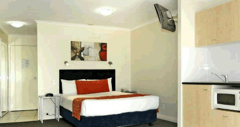 The Wellington Apartment Hotel - Accommodation Cooktown