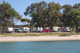 Streaky Bay Foreshore Tourist Park - Accommodation Cooktown