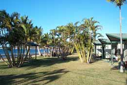 BIG4 Bowen Coral Coast Beachfront Holiday Park - Accommodation Cooktown
