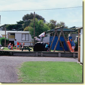 Swansea Holiday Park - Accommodation Cooktown