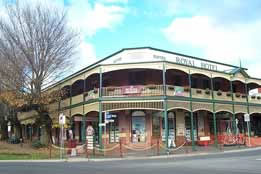 Royal Hotel Daylesford - Accommodation Cooktown
