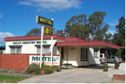 GLENROWAN KELLY COUNTRY MOTEL - Accommodation Cooktown