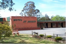 Motel St Arnaud - Accommodation Cooktown