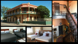 Pampas Motel - Accommodation Cooktown