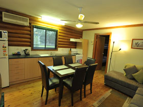 Western KI Caravan Park Cabins - Accommodation Cooktown