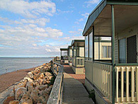 Stansbury Foreshore Caravan Park - Accommodation Cooktown
