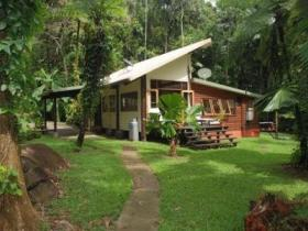 Stonewood Retreat - Accommodation Cooktown