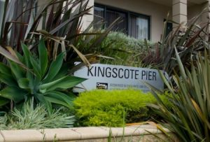 Kingscote Pier - Accommodation Cooktown