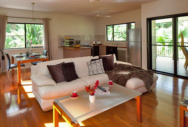 Misty Mountains Tropical Rainforest Romantic Retreat - Accommodation Cooktown