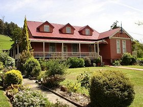 Cradle Manor - Accommodation Cooktown