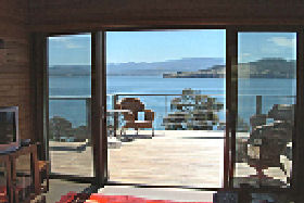 Bruny Island Accommodation Services - Captains Cabin - Accommodation Cooktown