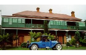 Kingsley House Olde World Accommodation - Accommodation Cooktown