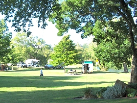 Longford Riverside Caravan Park - Accommodation Cooktown