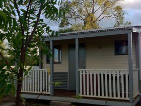 Mount Garnet Travellers Park - Accommodation Cooktown