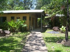 Lync-Haven Rainforest Retreat - Accommodation Cooktown