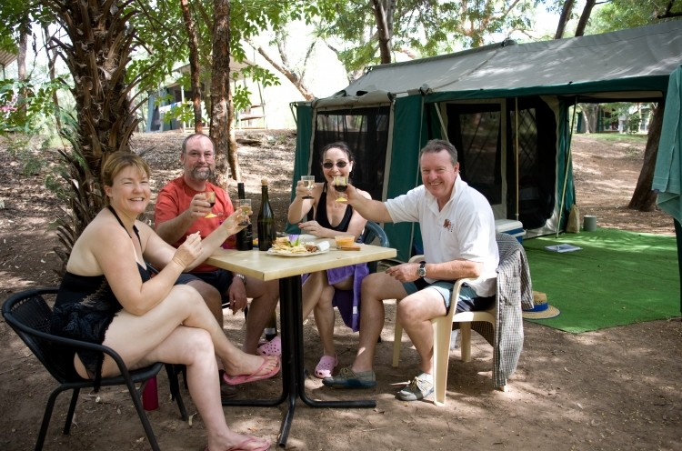 Adels Grove Camping Park - Accommodation Cooktown