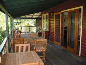 Musavale Lodge - Accommodation Cooktown